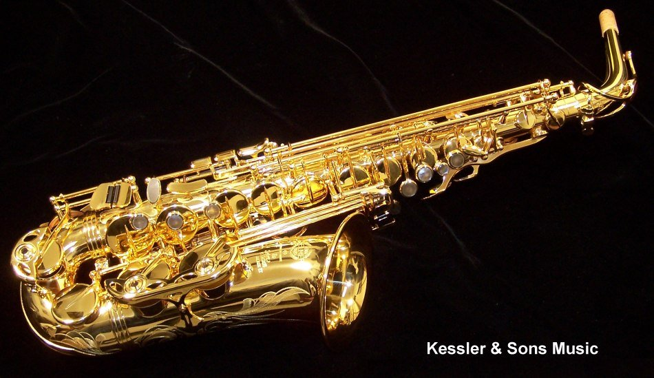 Used Yamaha Bari Sax For Sale