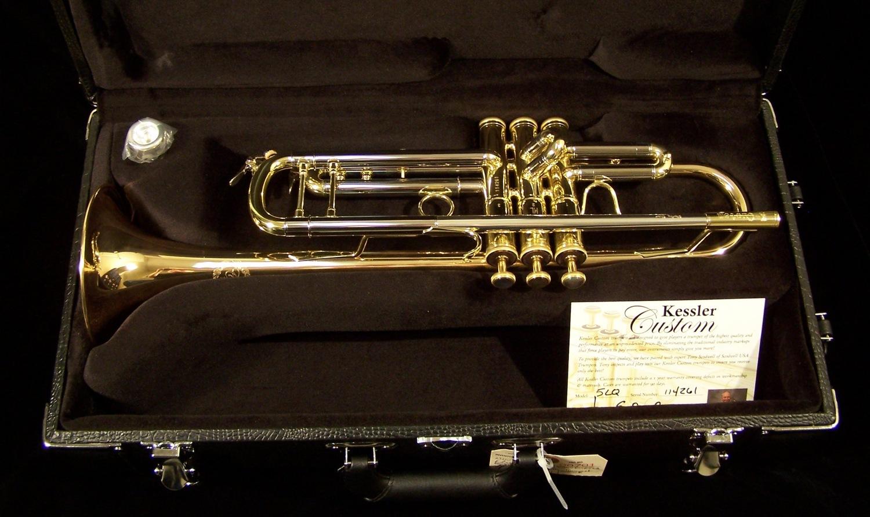 Kessler Custom Artist Series Professional Bb Trumpet ...